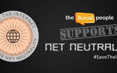 Save the internet. Support Net Neutrality