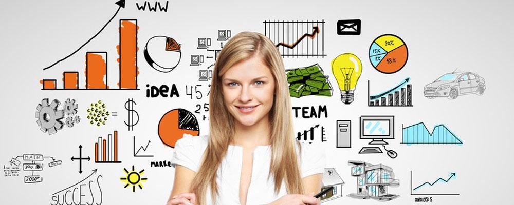 Digital marketing driving big data, cloud, IoT – Survey
