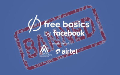 Facebook's free Internet app banned by India's new net neutrality rule
