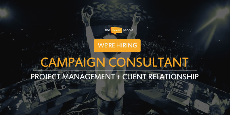 Project Manager (Campaigns)
